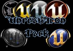 Unreal-Icons Pack