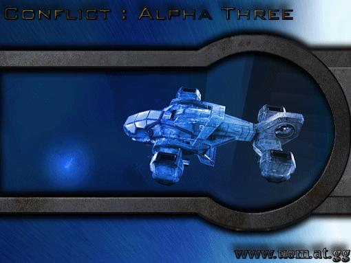 Conflict: Alpha Three