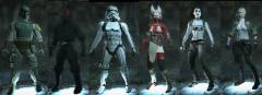 Star Wars Models Pack V3