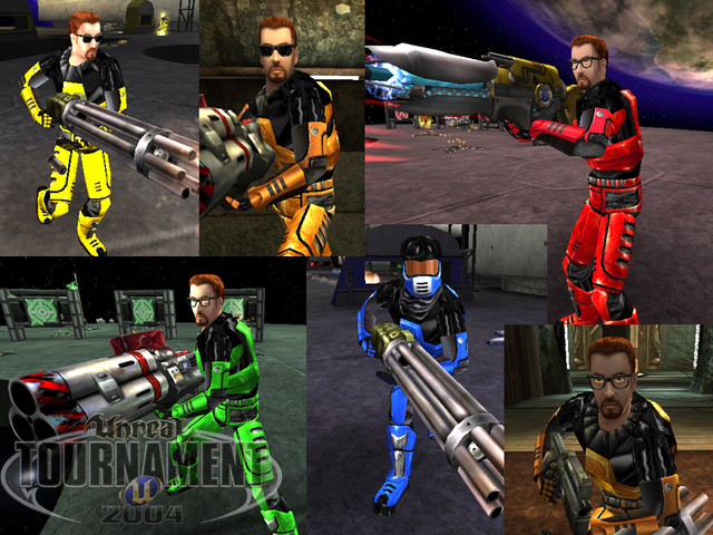 Gordon Freeman v1.3