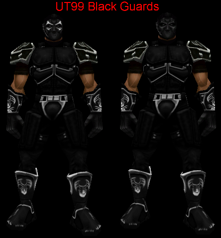 Black Guards V1.0