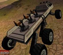Air Defense Truck Beta 8
