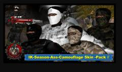 Skin Pack Camouflage Assassin v1.0