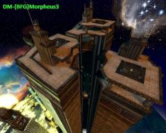 UT3 Morpheus Map Pack