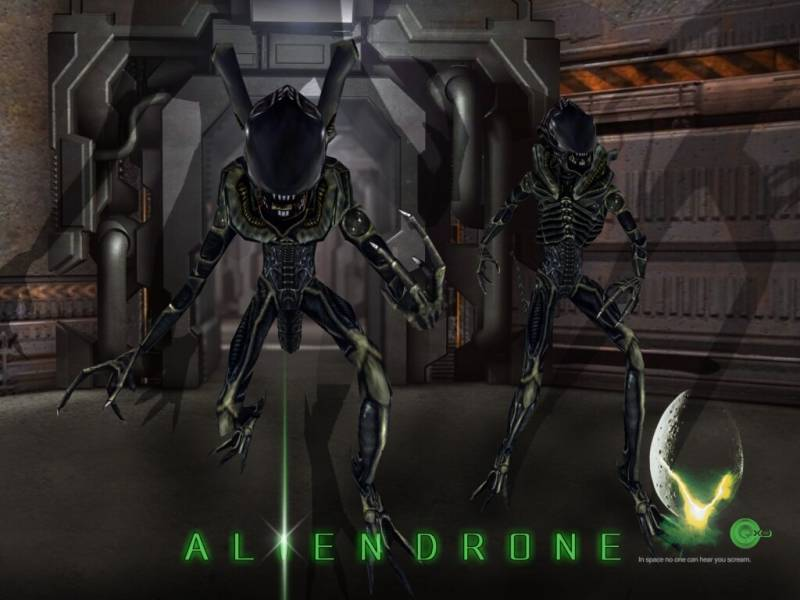 AVP2 Alien Drone - Russian Tournament