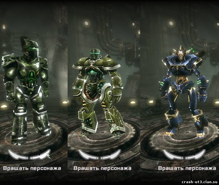 UT99Robots-UT3 - Russian Tournament