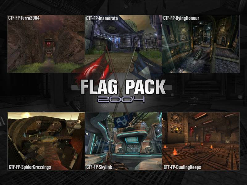 Flag Pack 2004 - Russian Tournament