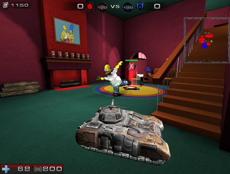 ONS-{IGS}Simpsons--Home--Invasion-Final - Russian Tournament