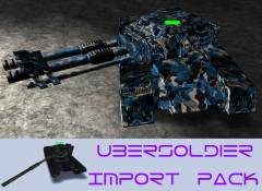 Ubersoldier Import Pack